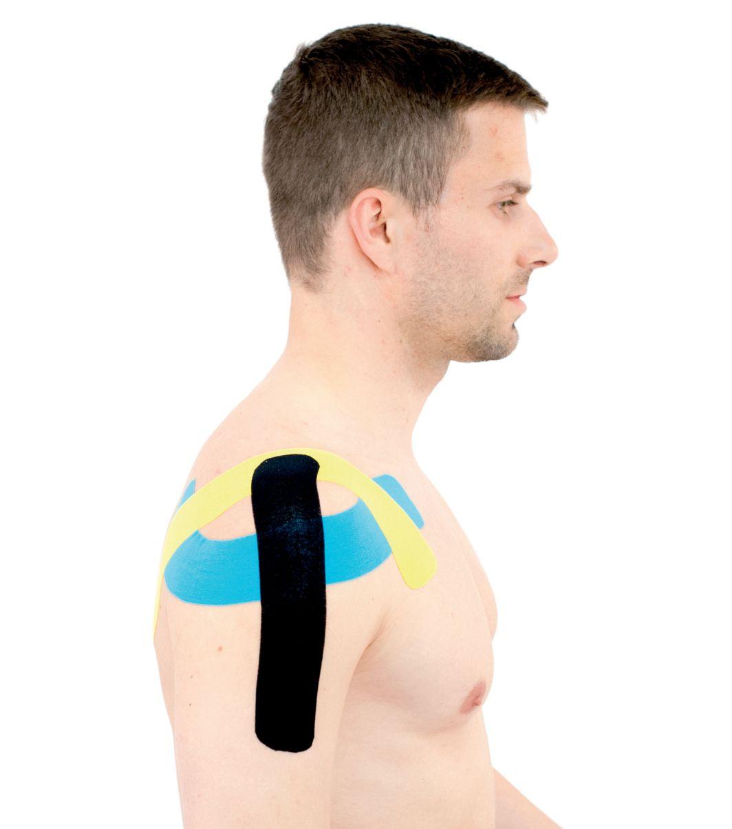 Tejpování ramene – ramenního kloubu 3
