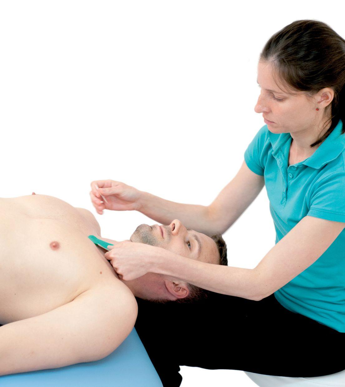 Tejpování krku – kývače 4